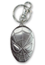 marvel spider-man head pewter ring bite
