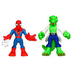 playskool heroes spider-man adventures lizard favorite