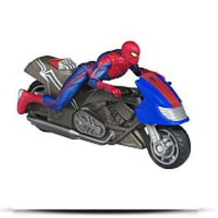 Specials Amazing Spiderman Zoom N Go Spider