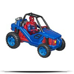 Specials Amazing Spiderman Zoom N Go Turbo