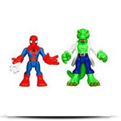 Heroes Spiderman Adventures 2PACK