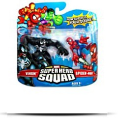 Marvel Superhero Squad Series 7 Mini
