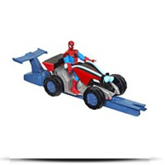 Marvel Ultimate Power Webs Atv Racer