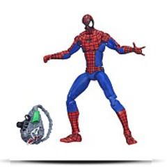 Marvel Universe Spiderman Figure 3