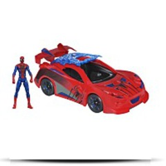 Spider Man Spider Strike Battle Vehicle