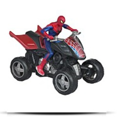 Specials Spider Man Zoom N Go Pull Back Vehicles