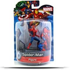Spiderman 4 Figure