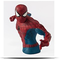 Spiderman Action Figure Bust