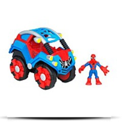 Specials Spiderman Flip Out Stunt Buggy