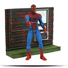 Toys Marvel Select Amazing Spiderman