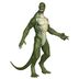 amazing spider-man lizard figure radical experiment