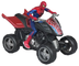spider zoom pull vehicles quad spiderman