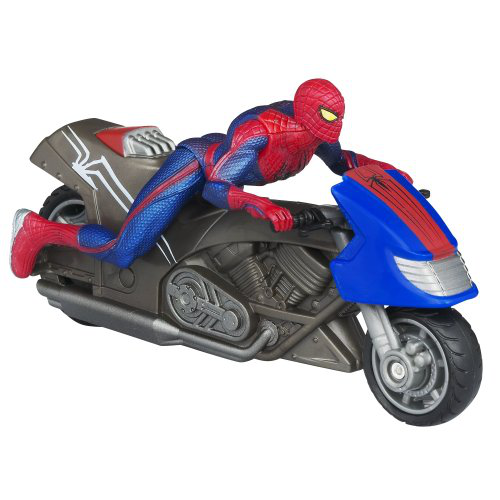 Amazing Spiderman Zoom N Go Spider
