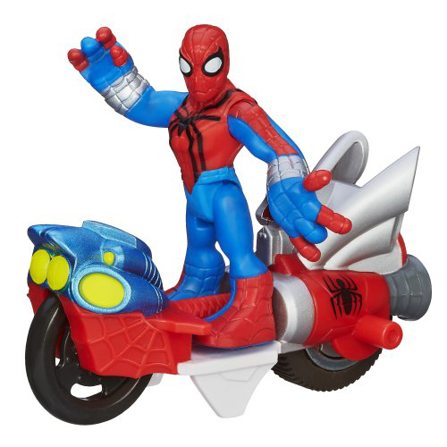 Playskool Heroes Marvel Adventures Figure